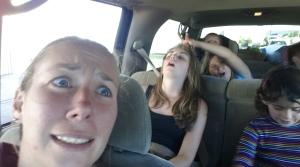 Looongest car ride ever!