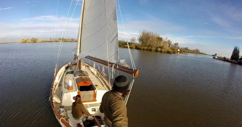 Sailing Rad Mode